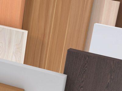 gỗ công nghiệp cho nội thất hiện đại