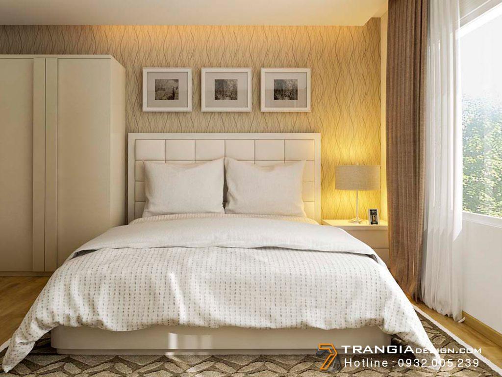 Thiết kế nội thất căn hộ chung cư cho gia đình trẻ