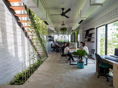 văn phòng công ty thiết kế