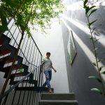 Nhà Sài Gòn thiết kế thông thoáng và xanh mướt