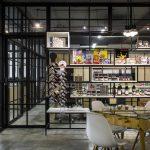 Khi Văn Phòng Là Bar – Cafe