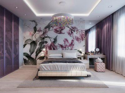 Thiết Kế Phòng Ngủ Đẹp Như Tranh
