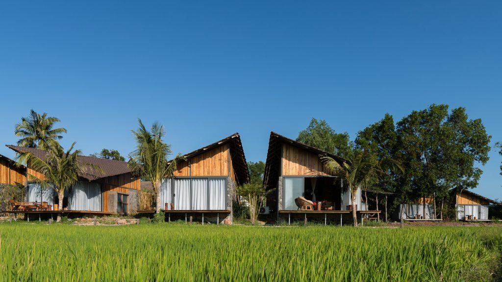 thiết kế khu nghỉ dưỡng