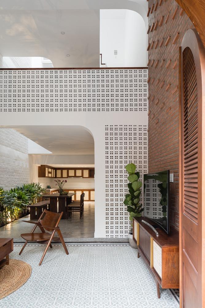 Thiết kế thi công nội thất nhà phố đẹp 2020