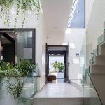 Thiết kế nhà phố có không gian rộng rãi thoáng mát