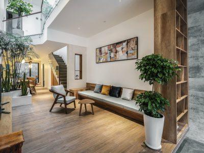 Tổng hợp các thiết kế nhà phố căn hộ được yêu thích nhất